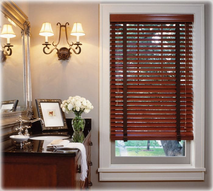 Wooden Blinds Estil Furnishing Pte Ltd