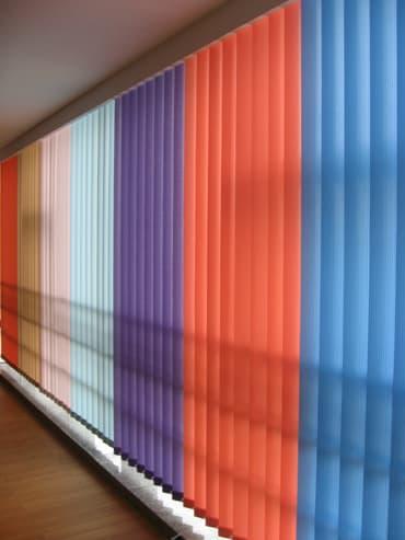 Vertical Blinds Estil Furnishing Pte Ltd