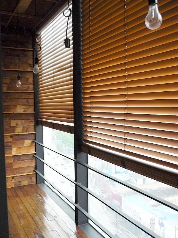 Wooden Blinds Estil Furnishing Pte Ltd