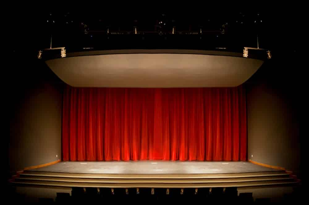 Stage Curtains Estil Furnishing Pte Ltd